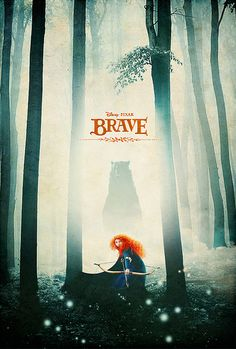 Brave (5 stars) Another winner from Disney/Pixar. The story is the weakest element of the movie in that it is a bit derivative of other movies/books (aspects of it are similar to Beowulf, etc.). This is easily overlooked as you get into the awesome animation and the stubbornness and determination of Princess Merida. The voice acting is top notch. The visuals are not groundbreaking, unusual for Pixar, but still of the highest quality. I loved it.