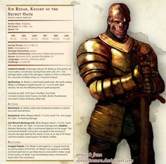 Dungeons And Dragons Classes, Dungeons And Dragons Characters, Dungeons And Dragons Homebrew, Dnd Characters, Fantasy Characters, Mythical Creatures Art, Fantasy Creatures, Gerardo Gonzalez, Skyrim