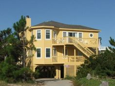 Oceanside Outer Banks Rentals | Whalehead Beach Rentals | Journey's End - just off Shad St.