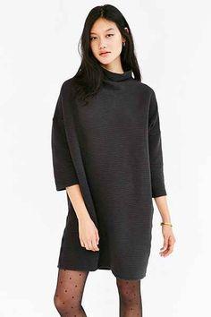 dcaa1388783e7 Truly Madly Deeply Rib-Knit Tee Dress Urban Dresses, Nice Dresses, Tee Dress