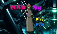 Mad Sy Slots