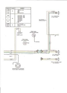 64 chevy color wiring diagram - the 1947 - present chevrolet & gmc truck  message board network