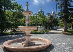 Vidal Ramos Plaza - Laguna - Santa Catarina - Brazil  / © Alexandre F de Fagundes