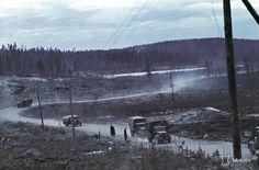 Ensimmäinen hyökkäys Sallan erämaassa 1941 sai monen suomalaisen pelkäämään - Suomi 100 - Ilta-Sanomat
