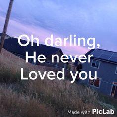 Tumbler love quote.