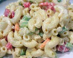 Macaroni Salad Recipe   Key Ingredient