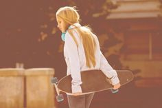There needs to be more girl skaters in the world