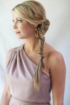 5 Beautiful Braid Hairstyles - DIY wedding hair tutorials!