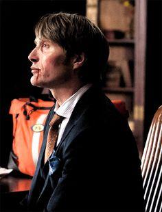 Hannibal Funny, Nbc Hannibal, Hannibal Lecter, Hannibal Series, Caroline Dhavernas, Beautiful Men, Beautiful People, Will Graham Hannibal, Hugh Dancy