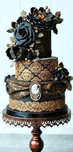 tortas pasteles steampunks - Buscar con Google
