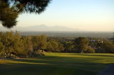 What  great view of #Tucson from our course! #golf