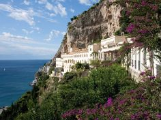 Readers' Rating: 86.951Perched on top of a cliff facing the sea, one can't help but be a bit jealous of the nuns who once called this home. But of course they didn't have the same amenities—a pool overlooking the water, the restaurant Dei Cappucini with its sweeping views, a hammam and gym.