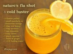 Nature's flu shot and cold buster                                                                                                                                                                                 More