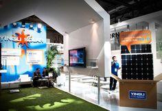 DDM Advertising | EXHIBIT DESIGN: YINGLI SOLAR - DDM Advertising