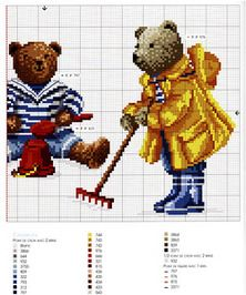 View album on Yandex. Cross Stitch Boards, Cross Stitch Needles, Cross Stitch Baby, Cross Stitch Animals, Cross Stitch Flowers, Baby Teddy Bear, Old Teddy Bears, Cross Stitch Designs, Cross Stitch Patterns