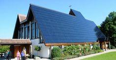 Solarkirche Halden, St. Gallen