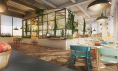 21 besten food lieblingsorte in berlin bilder auf for Essen design hotel