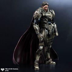 Play Arts Kai - Man of Steel - Jor-El.