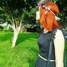 ruivaseruivos - @__biancalmeida Descolorido com tonalizante beauty color 66.46 Desbotado de 1 mês. Redheads, Orange, Hair Styles, Beauty, Instagram, Colorful Hair, Red Heads, Hair Plait Styles, Hair Makeup