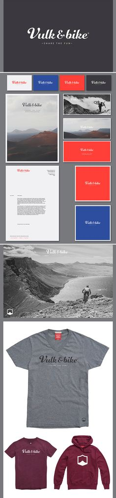 identity / vulk & bike