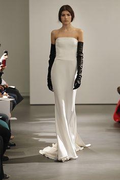 Vera Wang Runway Show, Spring 2014, Bridal Market, Wedding Dresses