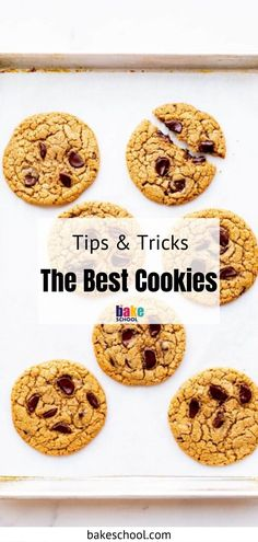 If you are having trouble baking cookies that are golden brown on the outside and perfectly baked on the inside this post is for you! Get some tips for making the best cookies at home. Baking Hacks, Baking Tips, Baking Cookies, No Bake Cookies, Baking Science, Good Burns, Silicone Baking Mat, Golden Brown, Cookie Dough