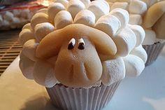 Cupcake-Schafe mit Marshmallow-Frosting 2