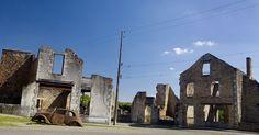 Oradour-sur-Glane : ce village français tristement célèbre pour avoir été le théâtre de la barbarie nazie | SooCurious