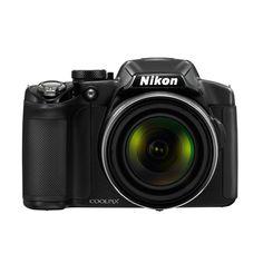 Nikon COOLPIX P510 Black 16MP Digital Camera w/ 42x Optical Zoom Lens, 3 LCD Display, HD Video, GPS - Walmart.com