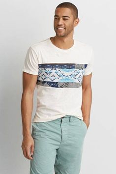 AEO Graphic Crew T-Shirt by AEO | Get graphic with your