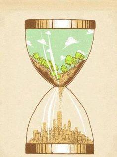 se daña la naturaleza para tener feliz a las personas ignorantes de este mundo :(