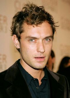 Jude Law While Young