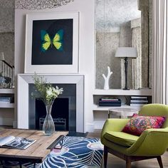 Living room | Luxurious Fulham house tour | housetohome.co.uk