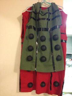 Dalek Costume for under $20