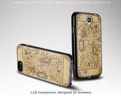 Wizarding World Harry Potter  iPhone 4 5 Nexus 4 by DesignerCreed, $5.99
