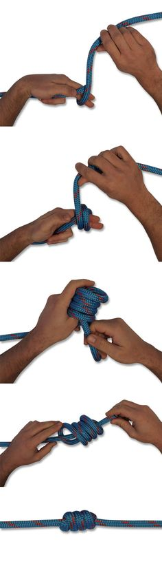How to tie a Stopper Knot