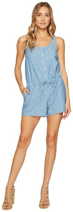Levi's Womens - Shelby Romper Women's Jumpsuit & Rompers One Piece