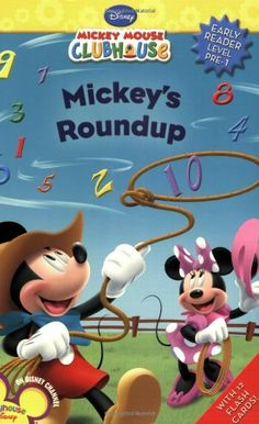 Mickey's Roundup (Disney Mickey Mouse Clubhouse)