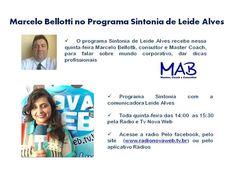 PORTAL RÁDIO E TV NOVA WEB : PROGRAMA SINTONIA