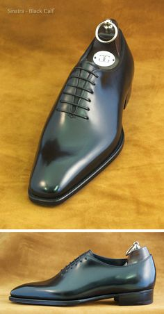 .Good god, that's one hell of a shoe. Sinatra - Black Calf