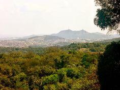 Parque Estadual da Cantareira - Núcleo Pedra Grande ~ Áreas Verdes das Cidades
