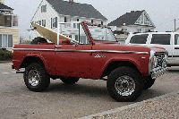 1966-77 Ford Bronco