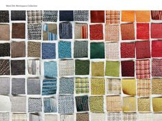 Designtex + West Elm Workspace Fall 2015 An expansive collection of contract fabrics from the soft and tactile appeal to the high performance expectation any workplace will demand.