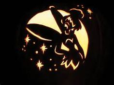 Free Halloween Templates For Creative Pumpkin Carving  Tinkerbell