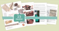 knitting finishing guide