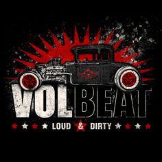Volbeat,   Volbeat - Shop - Car - Volbeat - Kapuzenjacke - Merch