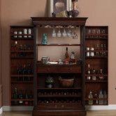 Found it at Wayfair - Angelina Bar Cabinet with Wine Storage
