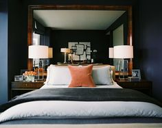 Head to the Lonny blog now to find inspired ideas for the most important piece of furniture in the bedroom.