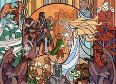 Beautiful lord of the rings