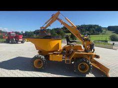 CMI DE 10 H - YouTube Homemade Tractor, Mini Excavator, Go Kart, Tool Box, Lawn Mower, Metal Working, Tractors, Outdoor Power Equipment, Monster Trucks
